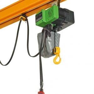 Electric Chain Hoists & Power Trolleys